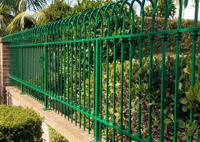 Iron Fence - Xtreme Iron Work