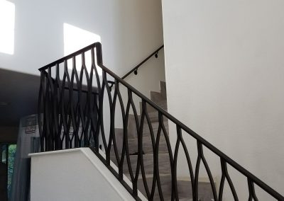 Stair Railing- Xtreme Iron Work