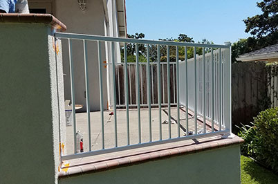 Balcony Railing- Xtreme Iron Work