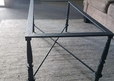 Iron Table Base- Xtreme Iron Work