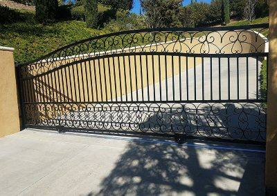 Driveway Gate- Xtreme Iron Work
