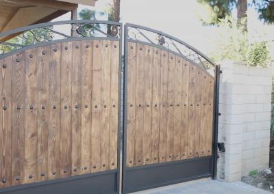 Yorba-linda-residential-gate-Installation-Core-Media-012