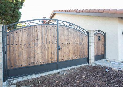 Yorba-linda-residential-gate-Installation-Core-Media-014