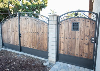Yorba-linda-residential-gate-Installation-Core-Media-016